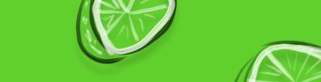 Solid Verde Lime